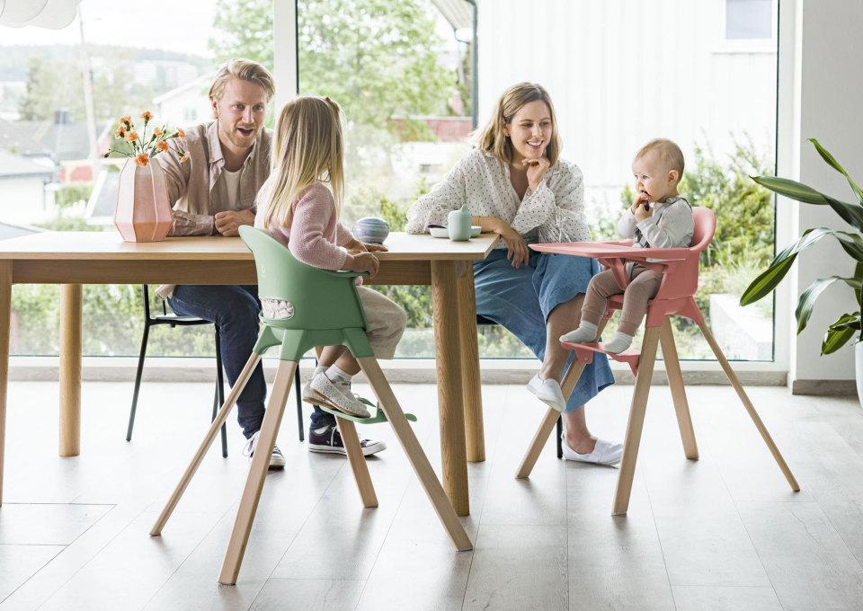 Kinderstoel kopen: waar let je op?