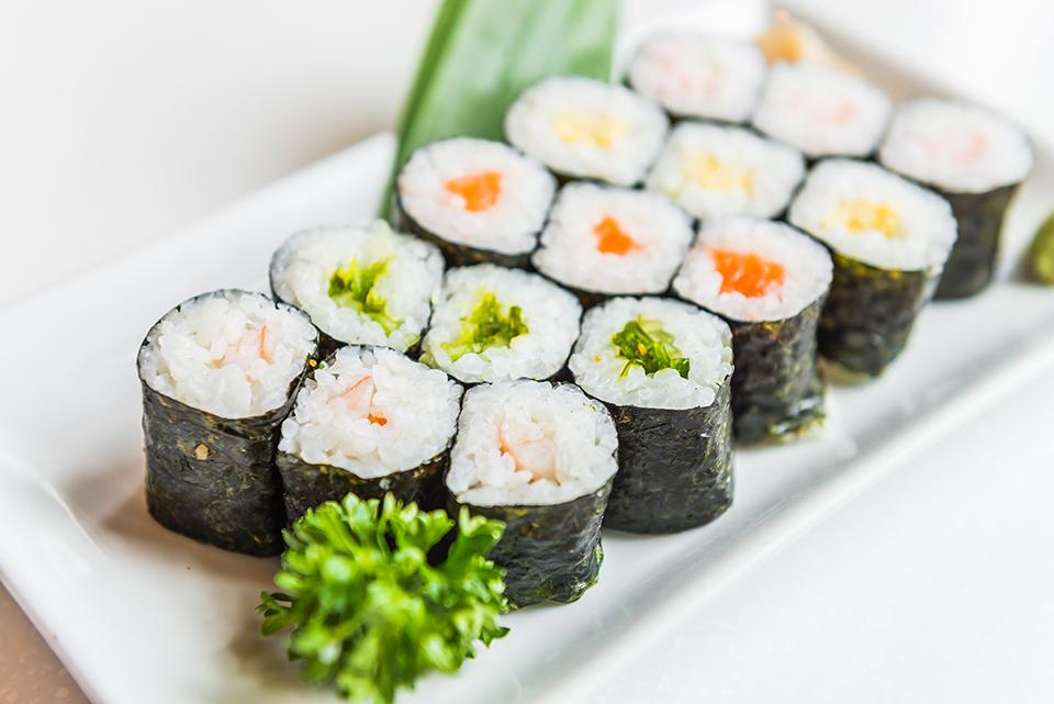 Zwanger en sushi eten: wel of niet?