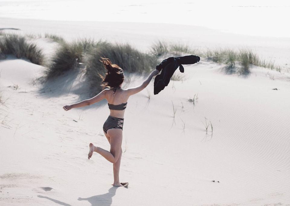 De leukste bikini's als je zwanger bent - en zo zit het met zonnen!