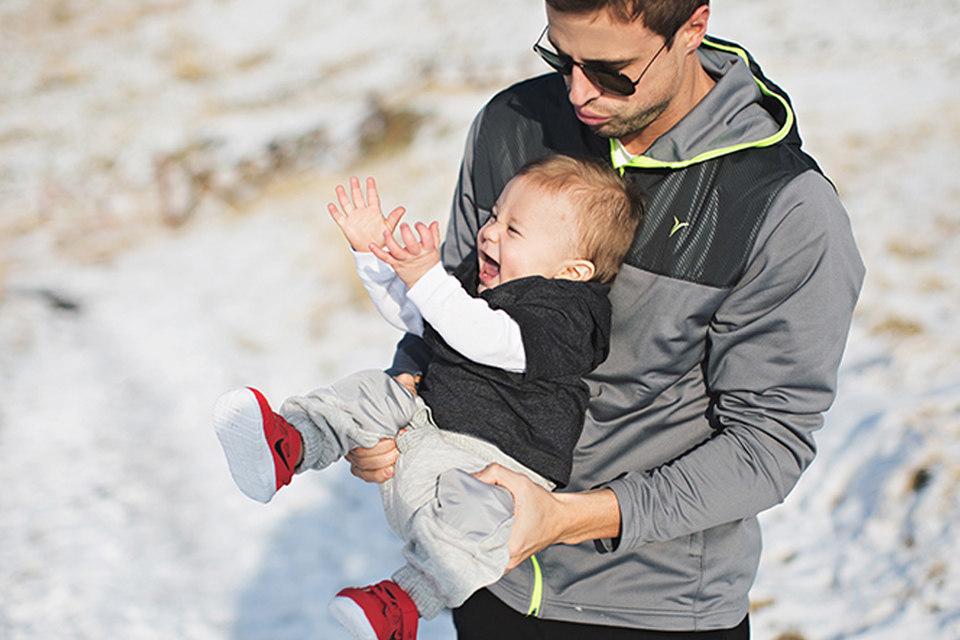 8 Tekenen dat hij klaar is voor het vaderschap