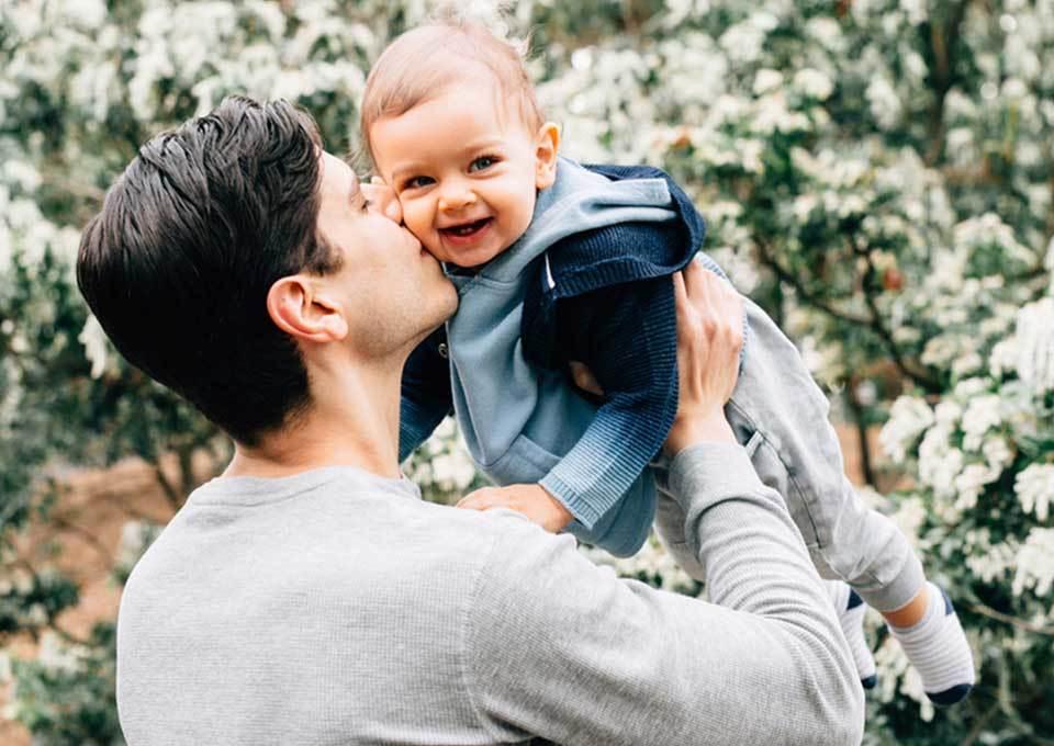9x Bewijs dat jouw liefde de ideale vader is