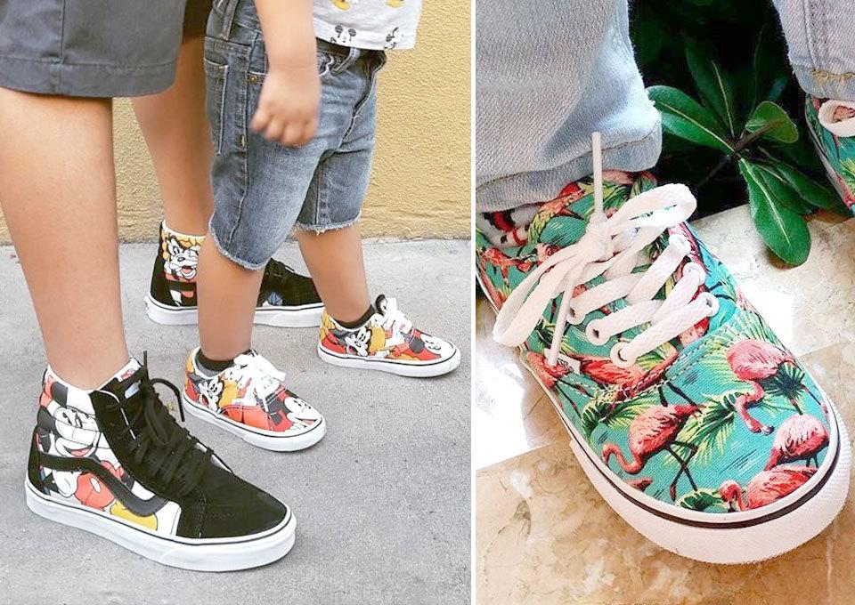 vans kinder schoenen