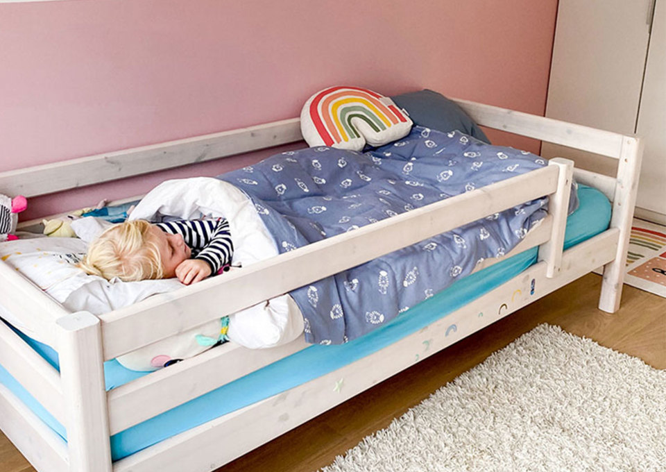 Verzwaringsdeken voor kinderen met slaapproblemen