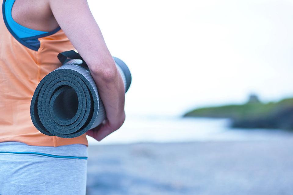Zwanger en sporten: waar moet je op letten?