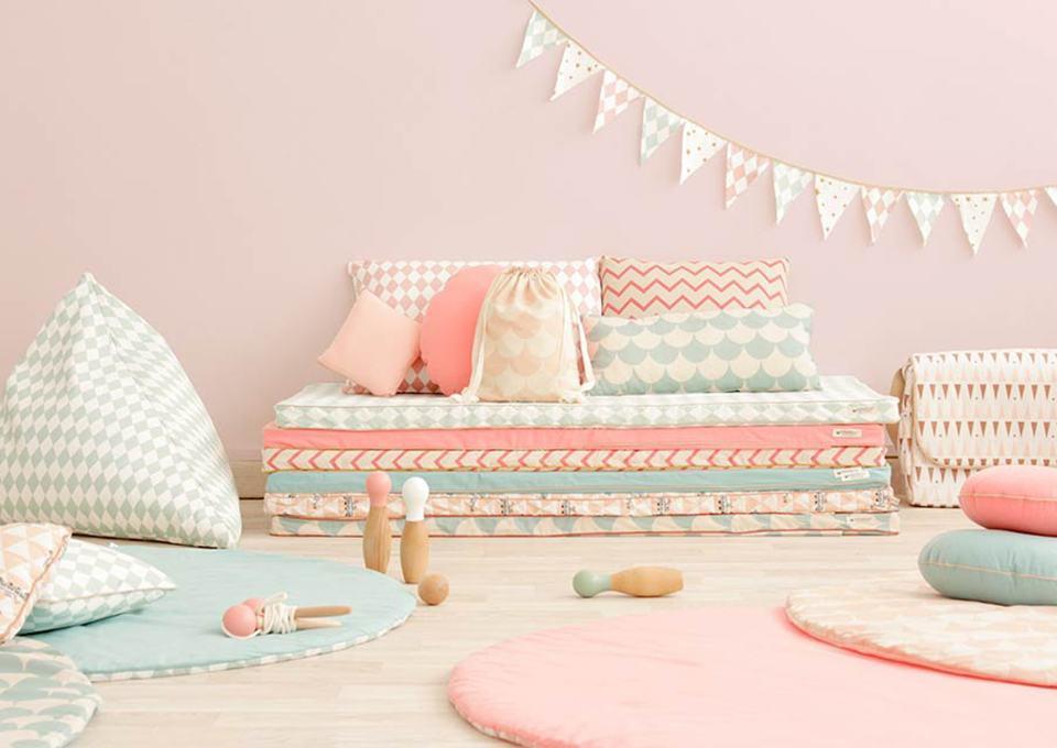 10x tofste pastelkleurige decoratie kinderkamer   MiniMe nl