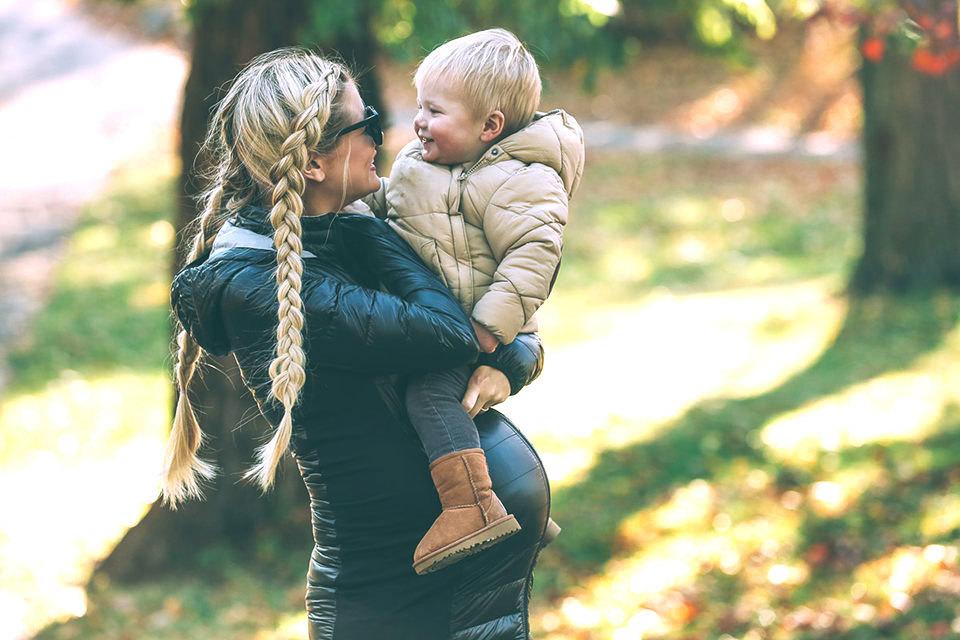 Zwangerschapskleding Tips.Hippe Positiekleding Winter Minime Nl